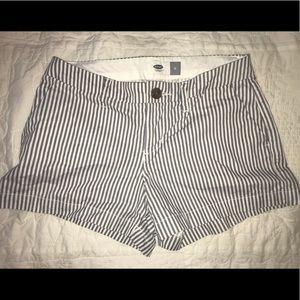 OLD NAVY Stripes Shorts